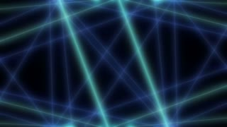 4K Laser Lights Creative Dance Party Background 5