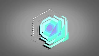 5 Useful Motion Graphics Element Retro Effect Alpha Channel 4K