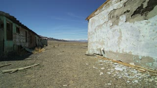 Abandoned Homes in Desert