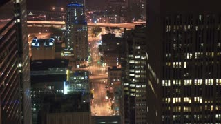 Above San Francisco Street Time Lapse