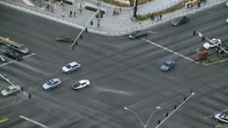 Above Vegas Intersection