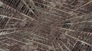Traveling through a web labyrinth (Loop)
