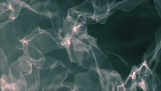 Abstract animation realistic smoke background