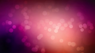 Abstract Bokeh Particle Background 08