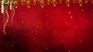 Abstract Festive Holiday Background 03