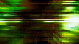 Abstract Green Digital