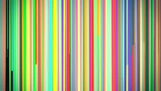 Abstract Multi Colored Vertical Stripe Background Loop