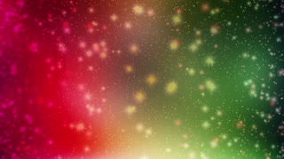 Abstract Watercolor Multicolor Bokeh Background 03