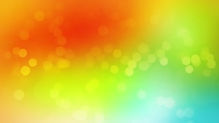Abstract Watercolor Multicolor Bokeh Background 04