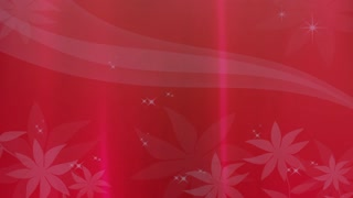 Abstract waving red background flower