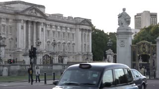 Across the Street From Buckingham Palace