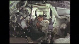 Activity Inside Apollo 10