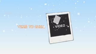 AE CS4 Template: Wintry Confetti Slideshow