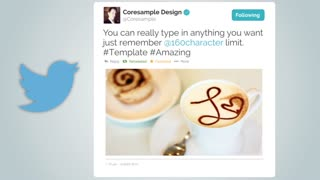 AE CS5 Template: Twitter Tweets