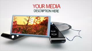 AE Template: High Media
