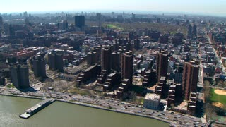 Aerial Over Upper Manhattan 2