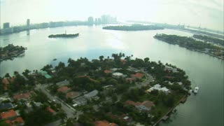 Aerial Shot of Miami