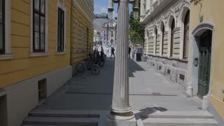 AERIAL: Sunny Ljubljana