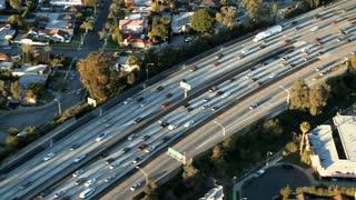 Aerial Traffic Flyby