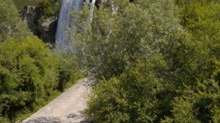 AERIAL: Waterfall