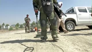 Afghan IED Defeat