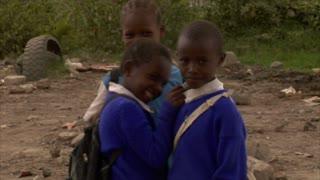 African School Boys