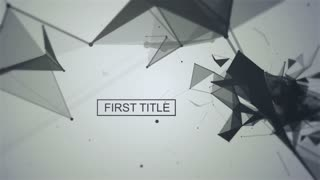 After Effects CS4 Template: Abstract Titles CS4