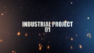 After Effects CS4 Template: Industrial Project