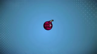 After Effects CS4 Template: Boomblast Logo