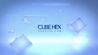 After Effects CS4 Template: Cube Hex