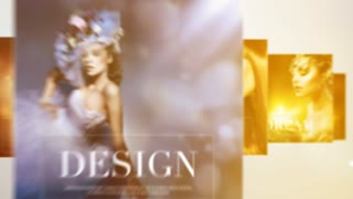 After Effects CS4 Template: Imagine