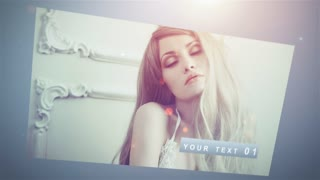 After Effects CS4 Template: Slideshow v1
