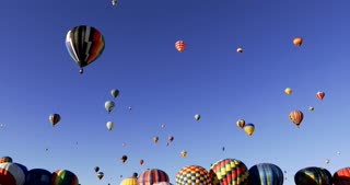 Albuquerque New Mexico Hot Air Balloon Fiesta 2016
