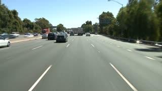 Along LA Highway Timelapse