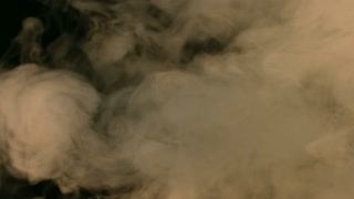 Alpha Channel Billowing Smoke 3