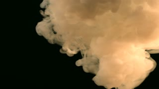 Alpha Channel Billowing Smoke 5