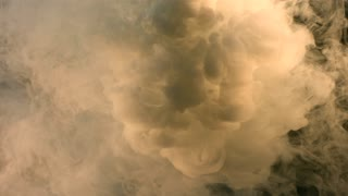 Alpha Channel Billowing Smoke