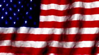 American Flag Wrinkle