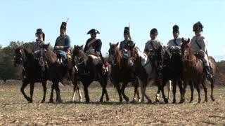 American Revolution Cavalry