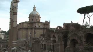 Ancient Roman Ruins 4