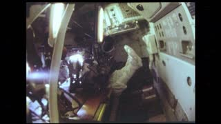 Apollo 7 Astronaut