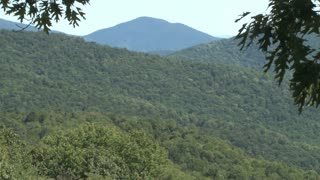 Appalachian Mountains Zoom Out