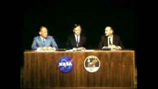 Applause For Apollo 11 Astronauts