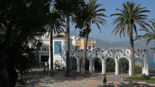 Arches On Nerja Coast
