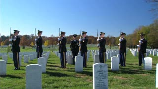 Arlington Army Honor Guard 2