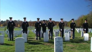 Arlington Army Honor Guard