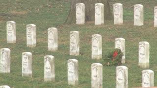 Arlington Cemetery Headstones