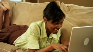 Around The House: On A Laptop 01 (1080p / 23.98)
