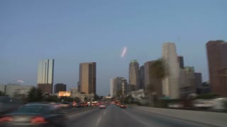 Arriving In Downtown LA