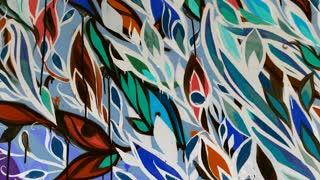 Artistic Graffiti Inverse